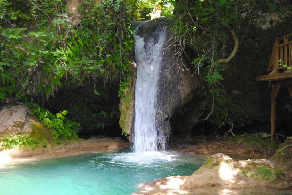 آبشار تورگوت مارماریس | Turgut Falls