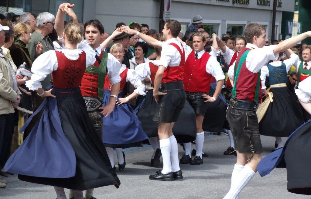 فرهنگ مردم اتریش
