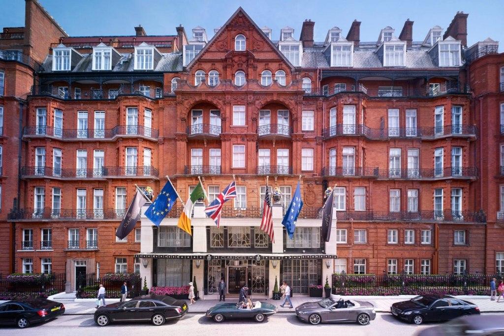 هتل کلاریجز | Claridge's Hotel