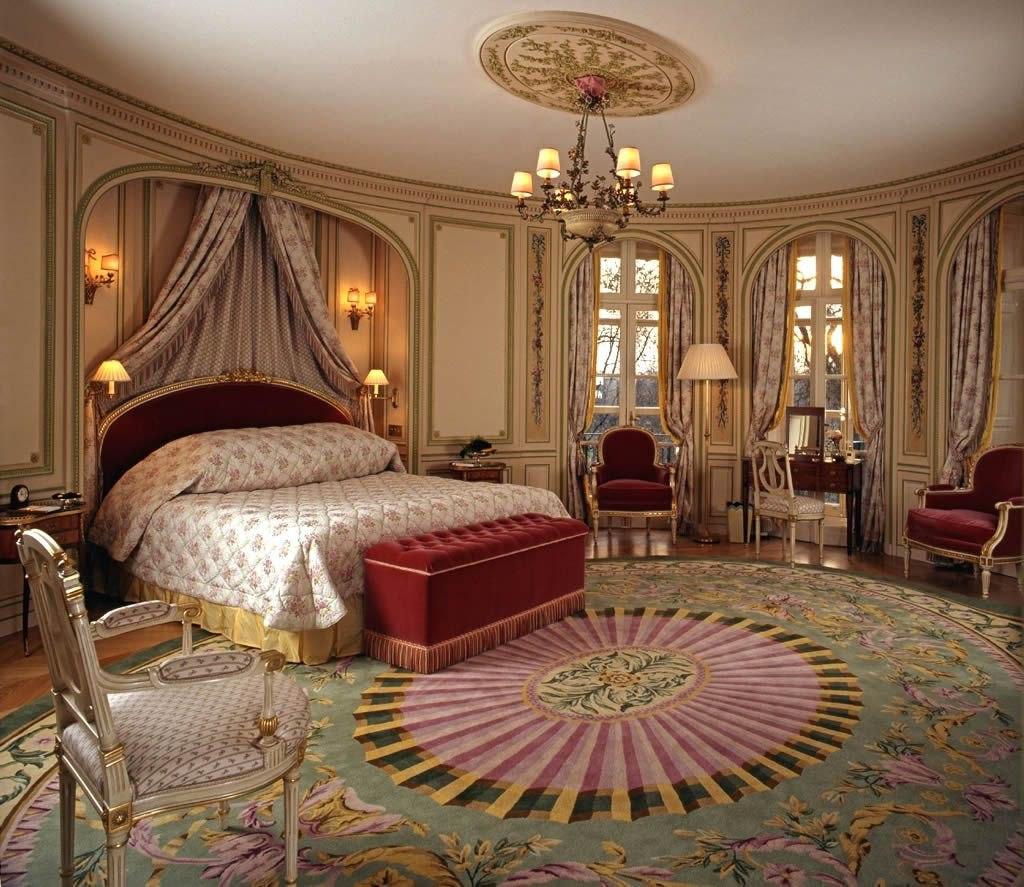 معماری و طراحی داخلی خاص کاخ باکینگهام لندن
