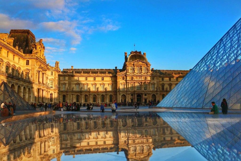 موزه لوور معروفترین و جذاب ترین موزه جهان