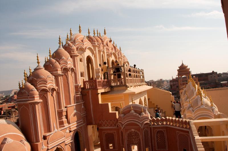 5- کاخ هوا محل | Hawa Mahal