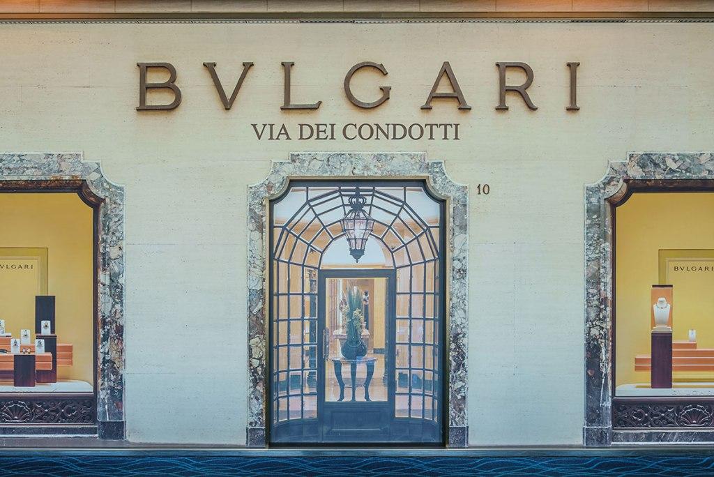 شرکت Bvlgari