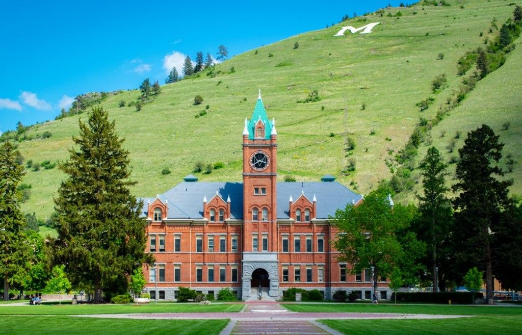 5- دانشگاه مونتانا | University of Montana