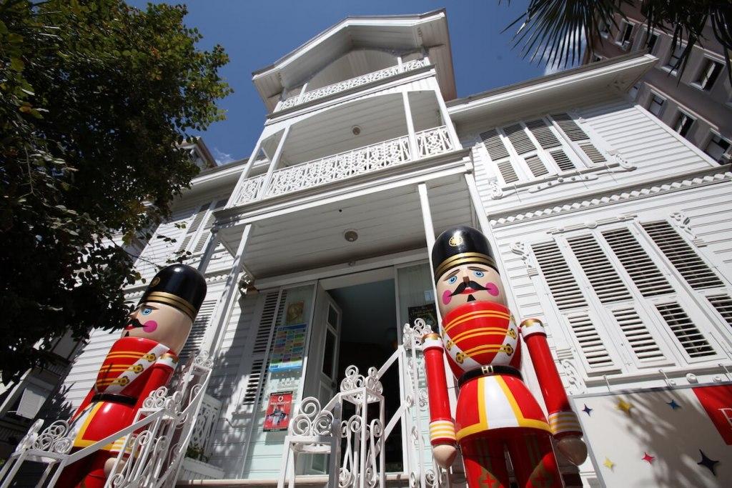 موزه اسباب بازی آنتالیا | Antalya Toy Museum