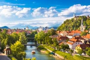 جاذبه های گردشگری اسلوونی