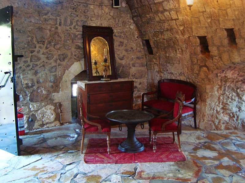 قلعه مارماریس با قدمتی تاریخی