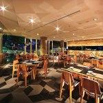 رستوران های لوکس و مدرن مالزی