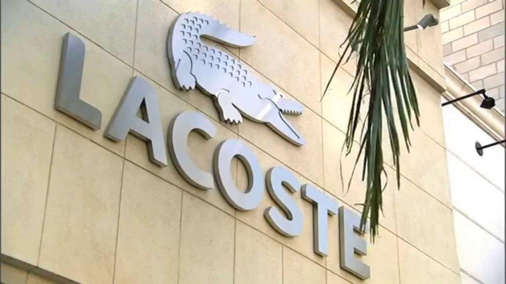 شرکت Lacoste