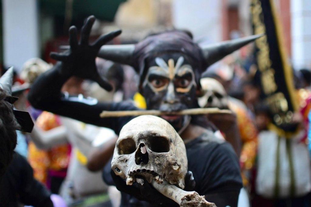قبیله آدمخوار در هند