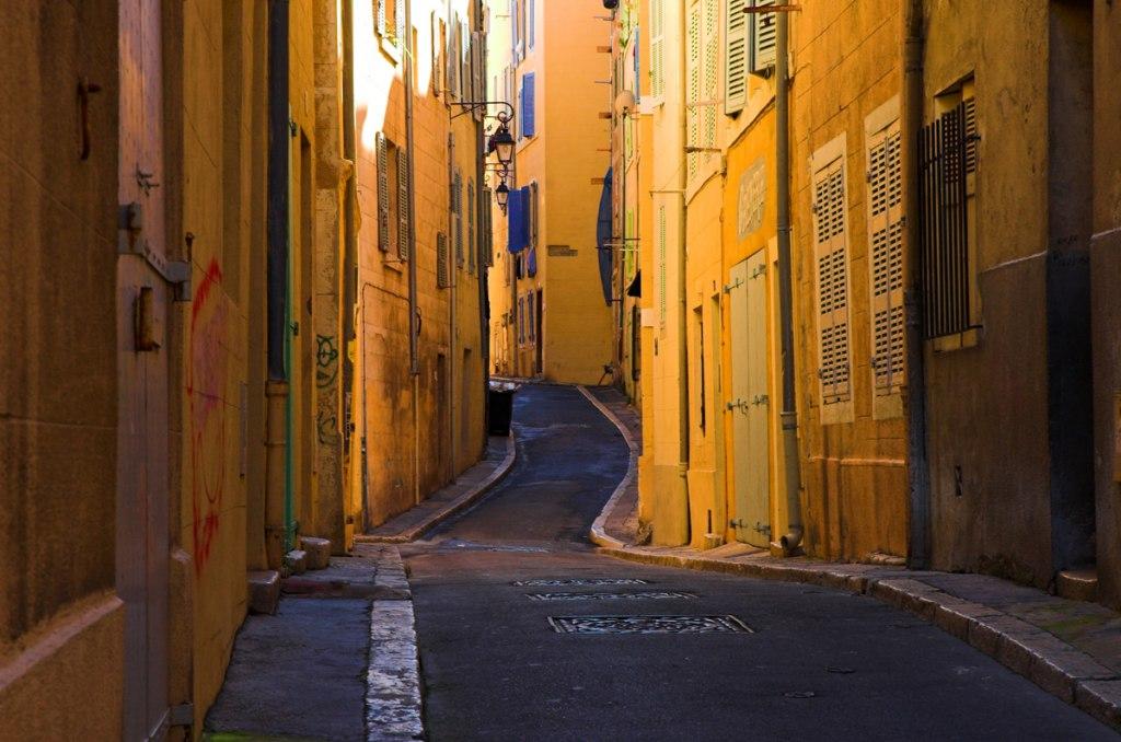 محله قدیمی | Quartier du Panier