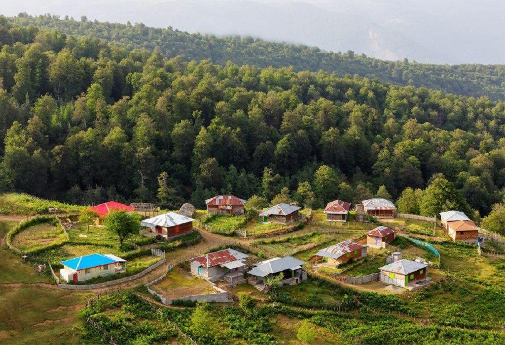 روستای ییلاقی سه ناو