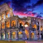 کولوسئوم روم، میدان نبردهای خونین گلادیاتورها