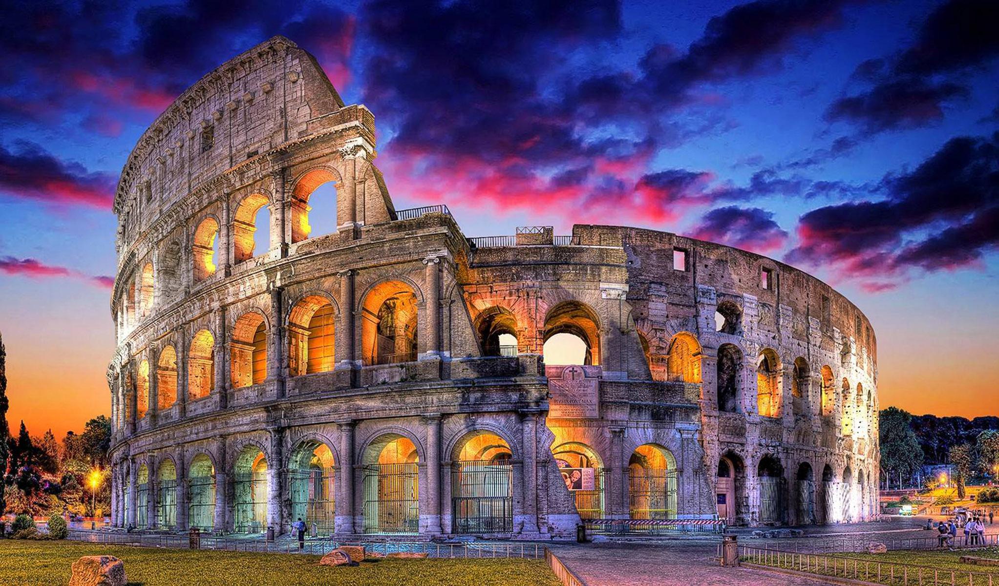 کولوسئوم روم