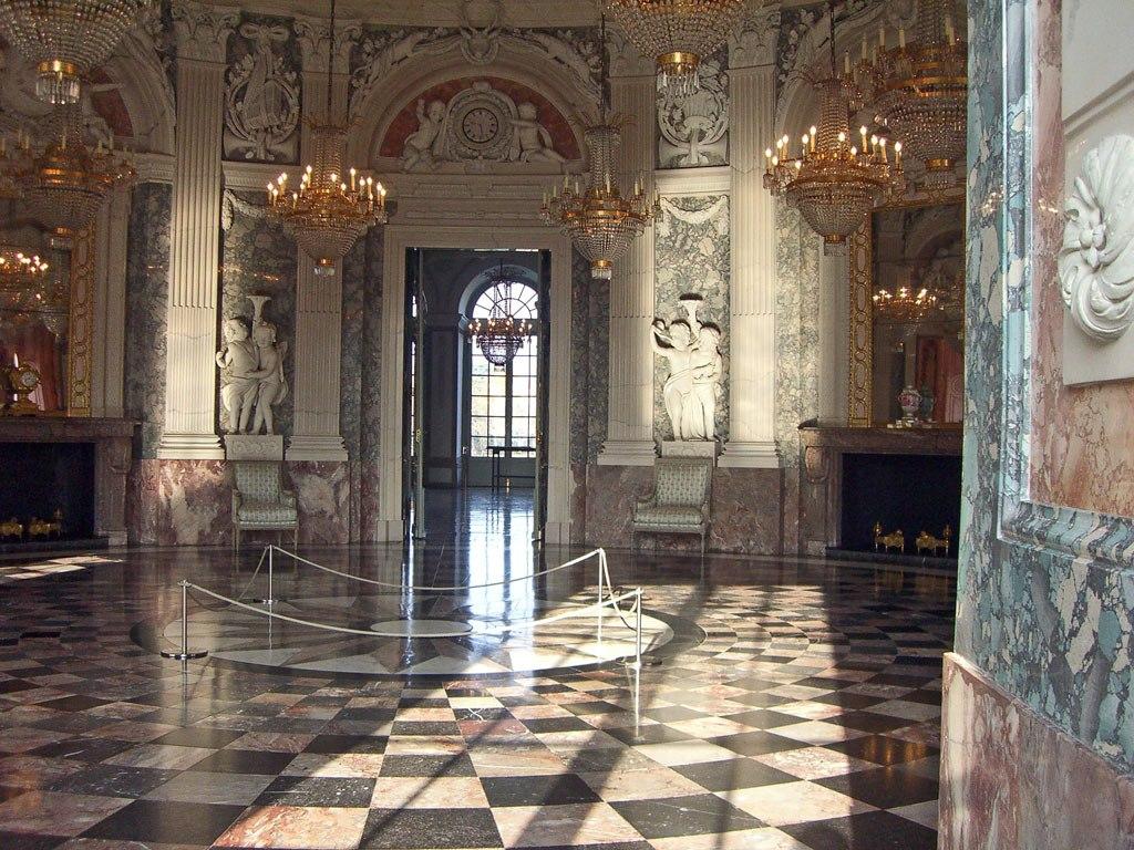 اشلاس بنرت | Schloss Benrath
