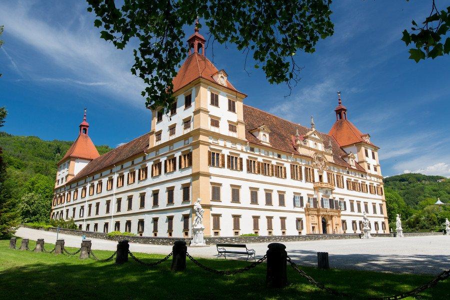 کاخ اگنبرگ | Eggenberg Palace