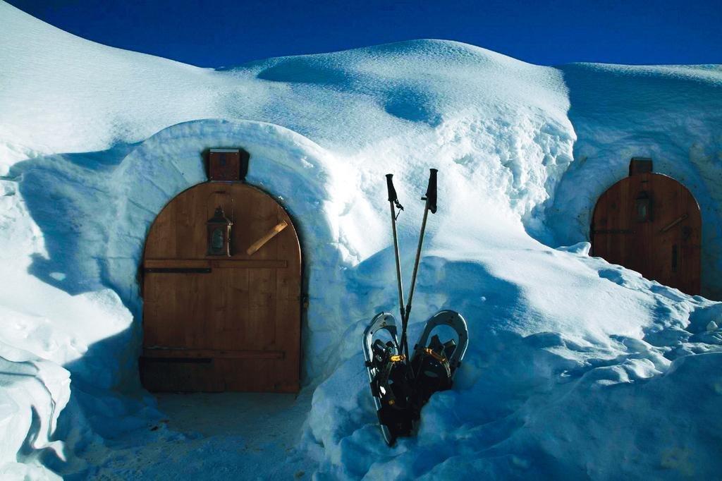 گشت و گذار در روستای آلپن ایگلو | Alpeniglu