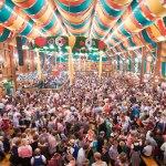 جشن هیجان انگیز اکتبر در شهر مونیخ آلمان