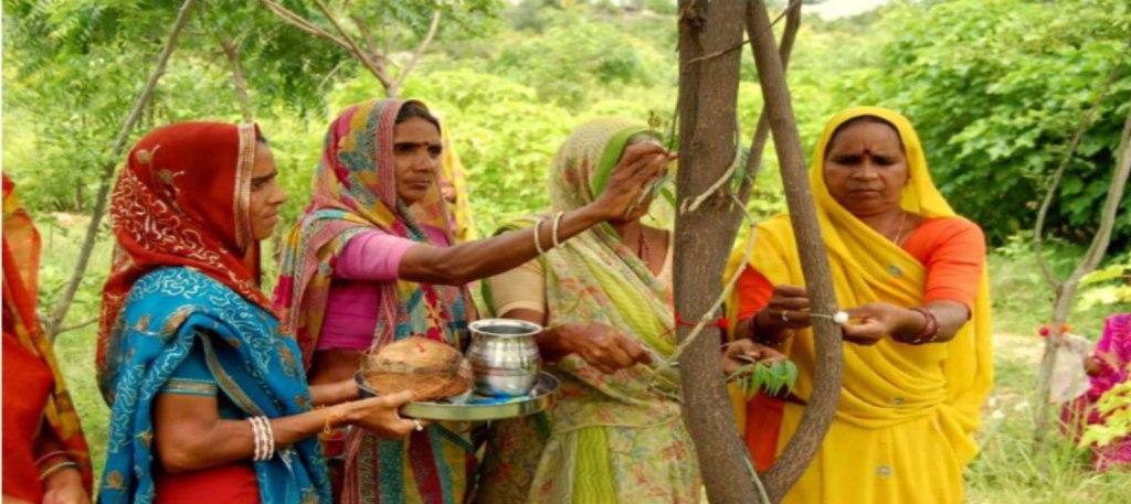 سنت ازدواج با درخت در هند