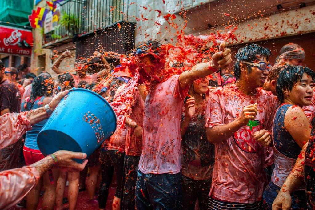 جشن های اسپانیایی