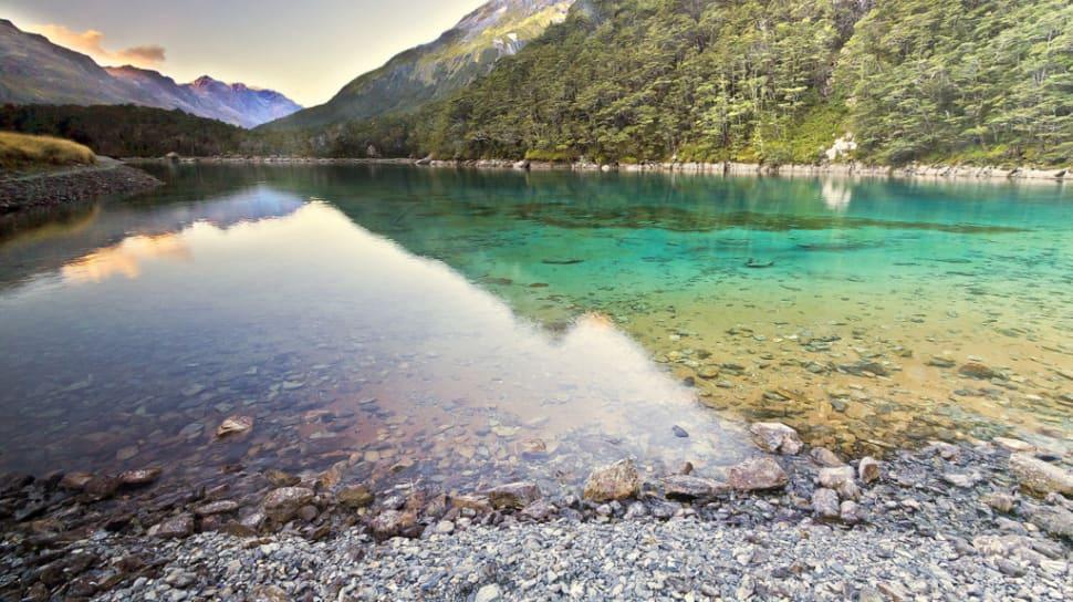 چه تفریحاتی می توان در این دریاچه انجام داد؟