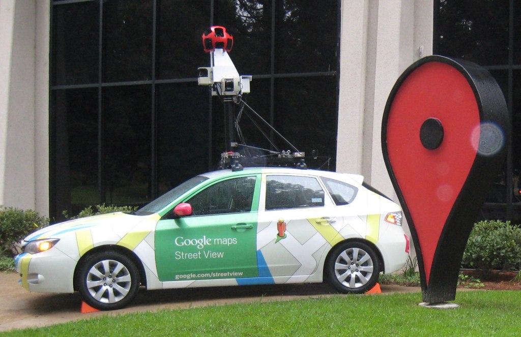 سفر با واقعیت مجازی Google Street View