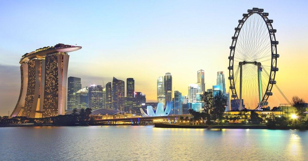 ویزای توریستی سنگاپور