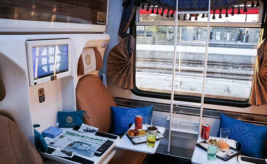 قطار اکونومی فدک