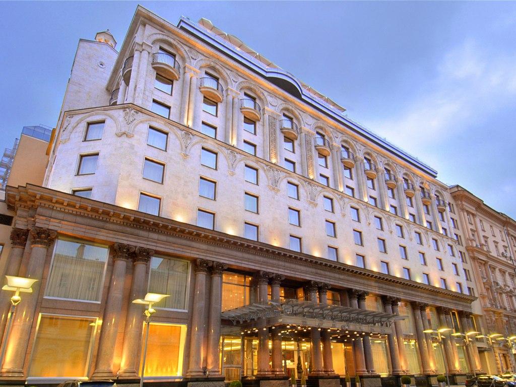 لوکس ترین هتل های مسکو در روسیه