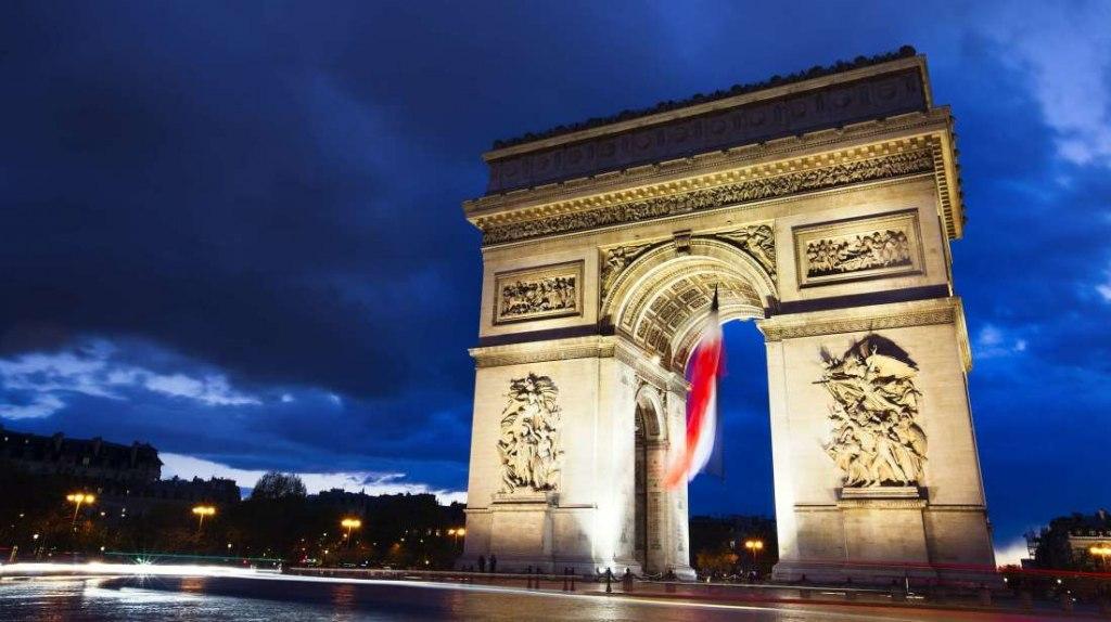 طاق پیروزی | Arc de Triomphe