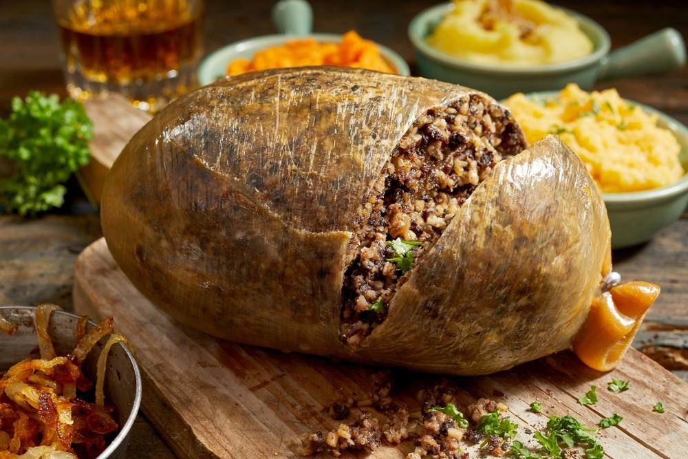 خورد و خوراک در اسکاتلند