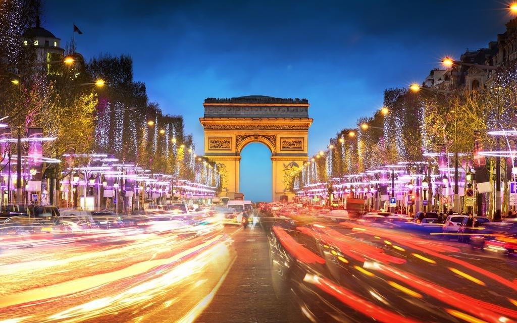 خیابان شانزه لیزه | Champs-Elysées