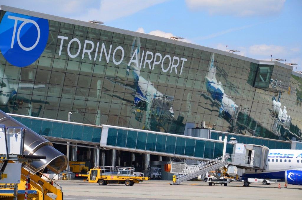 فرودگاه تورین