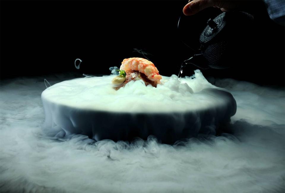 رستوران فانکی گورمت | Funky Gourmet
