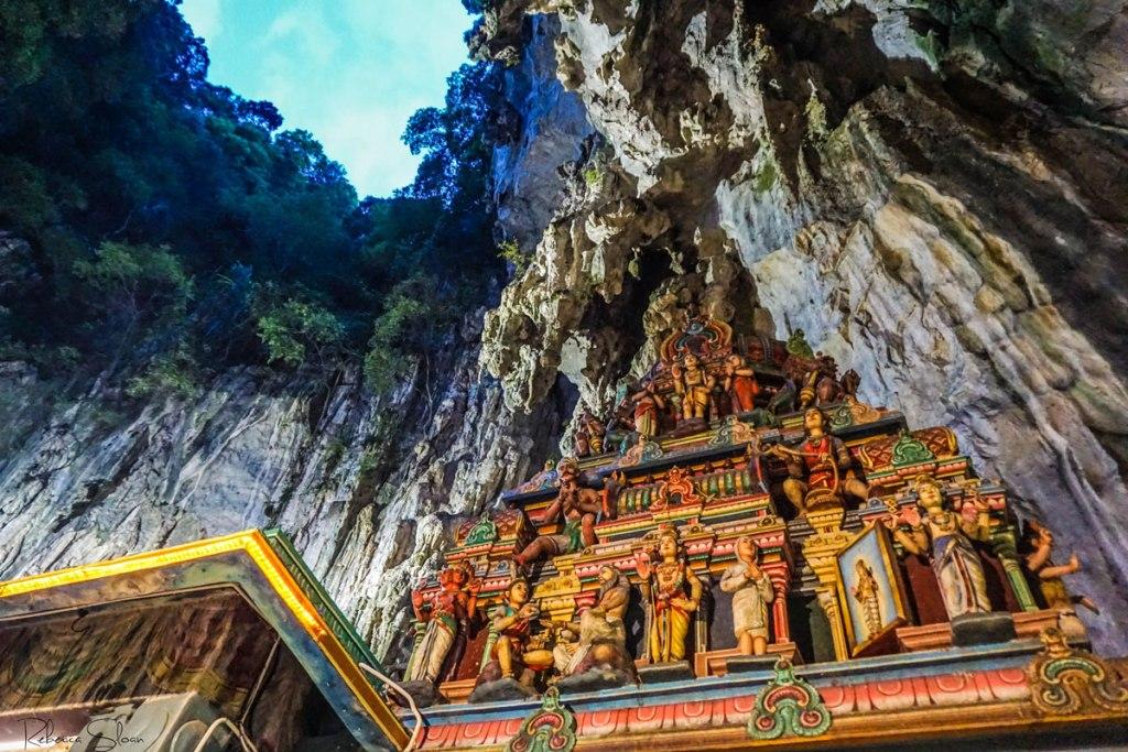 غارهای باتو | Batu Caves