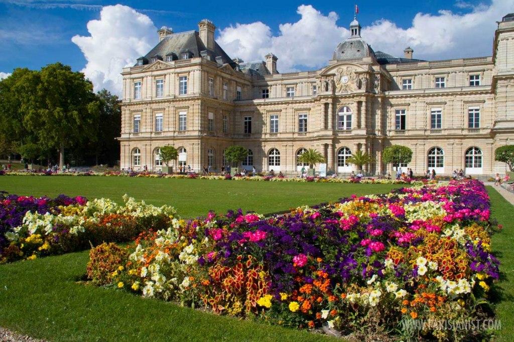 باغ لوکزامبورگ | Jardin du Luxembourg