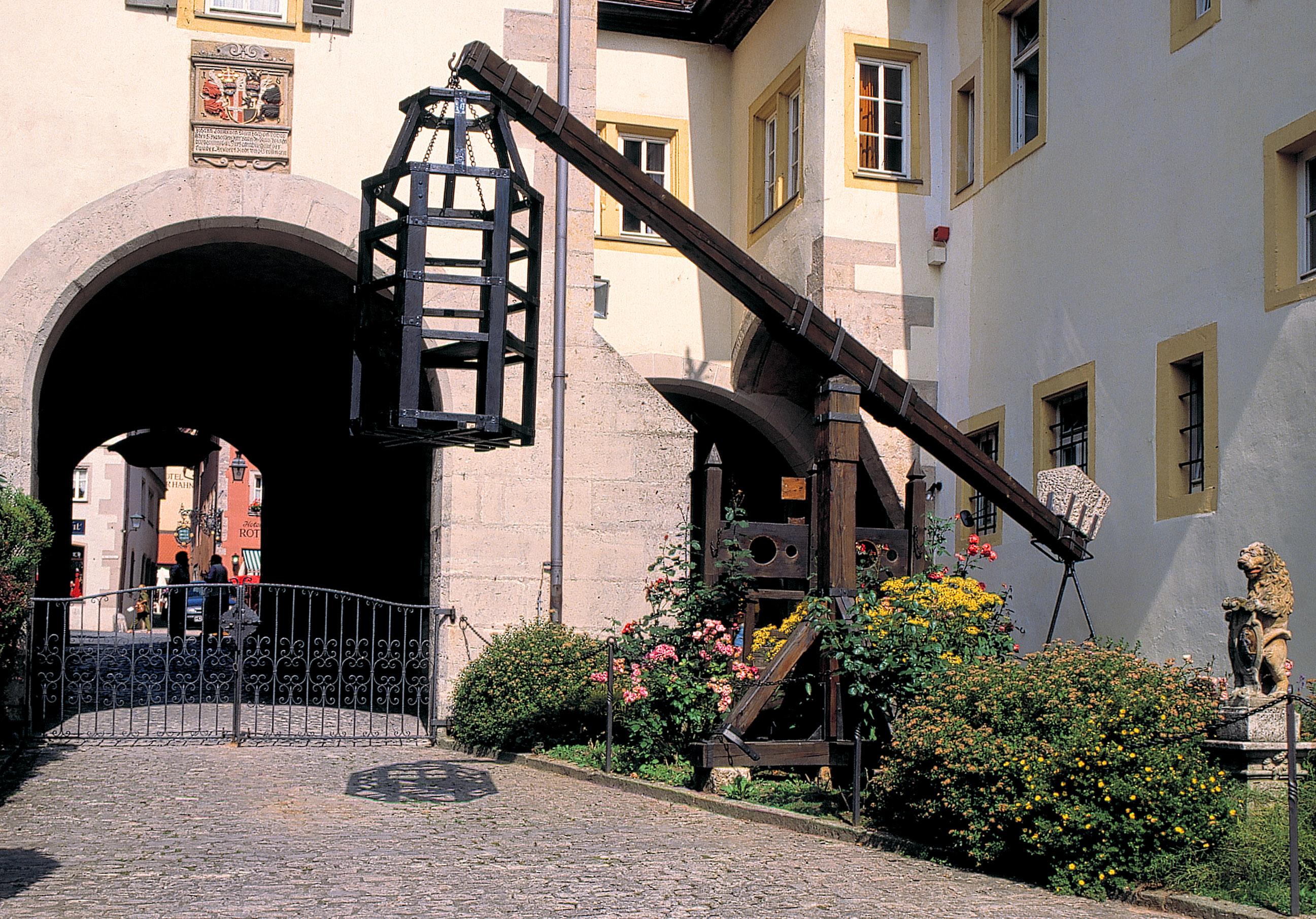 موزه جنایات قرون وسطی