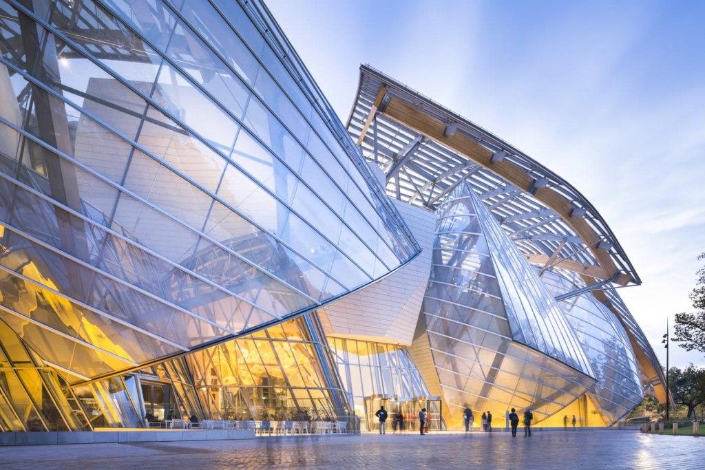 موزه بنیاد لویی ویتون | Louis Vuitton Foundation