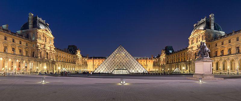 موزه لوور | Louvre Museum