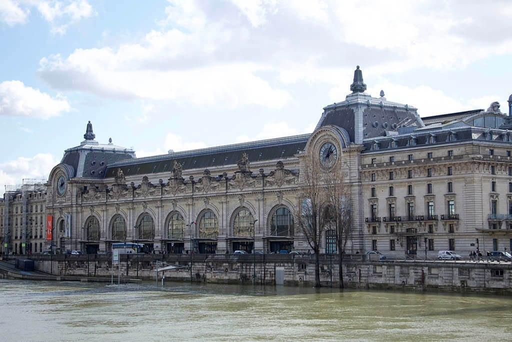 موزه اورسی | Musée d'Orsay