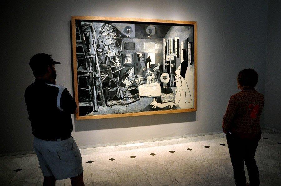 موزه پیکاسو | Museu Picasso