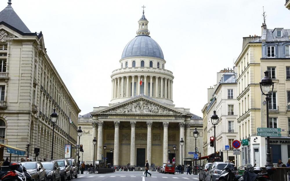 ساختمان پانتئون | Panthéon