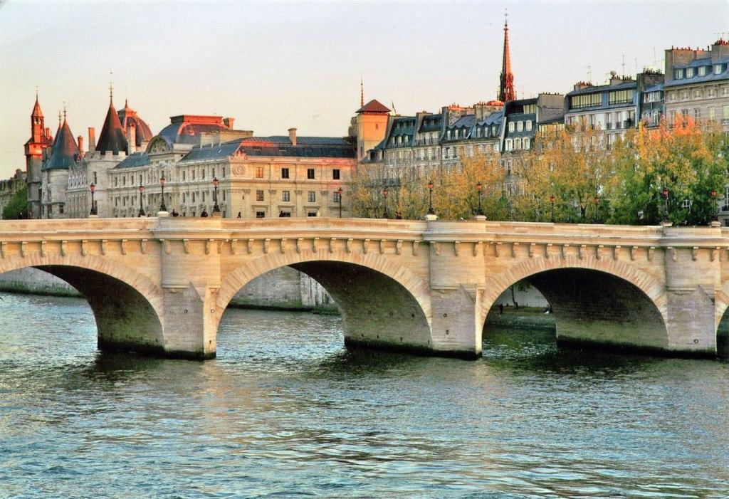 پل نئوف | Pont Neuf