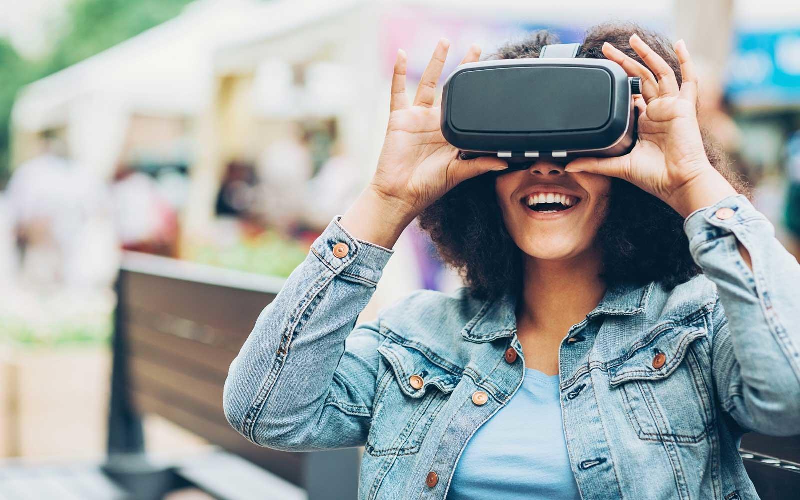 سفر با واقعیت مجازی