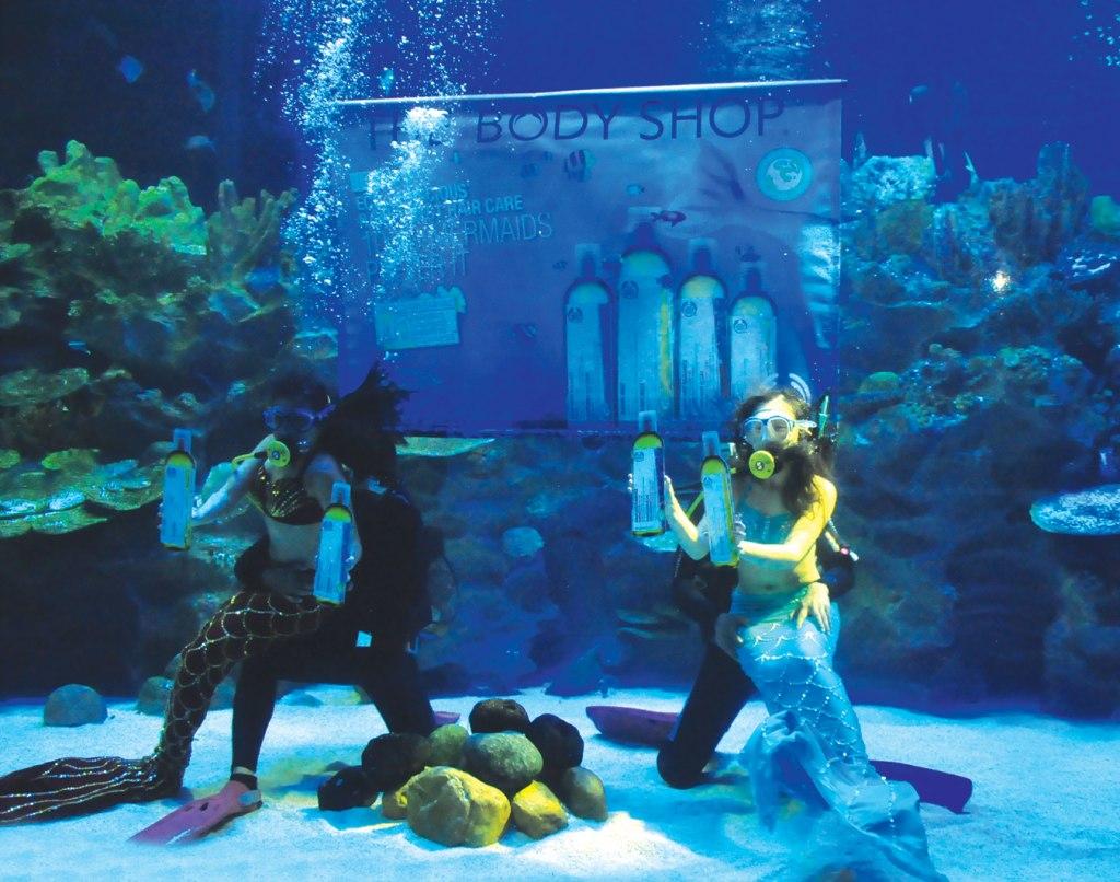 آکواریوم کوالالامپور | Aquaria KLCC