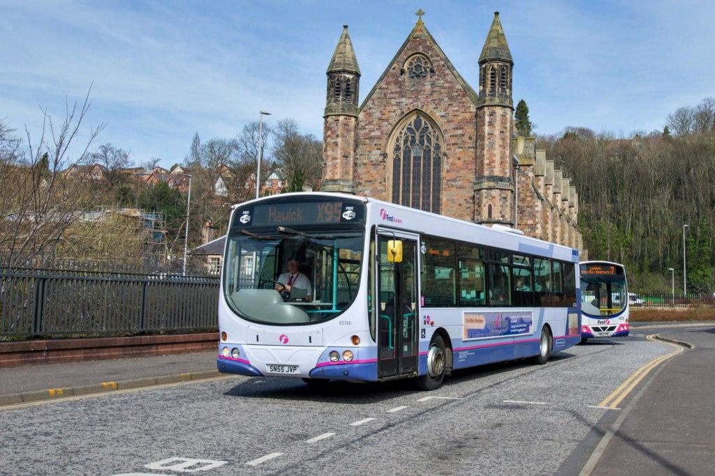 حمل و نقل در اسکاتلند