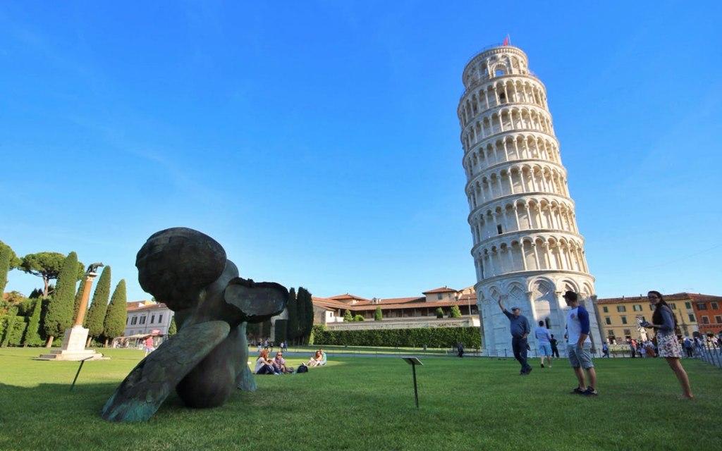 جاذبه های گردشگری شهر پیزا