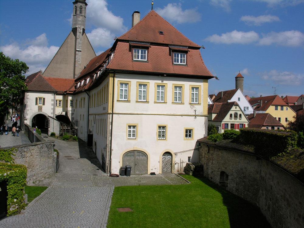 موزه جنایات قرون وسطی در روتنبرگ آلمان
