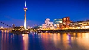 جاذبه های گردشگری دوسلدورف