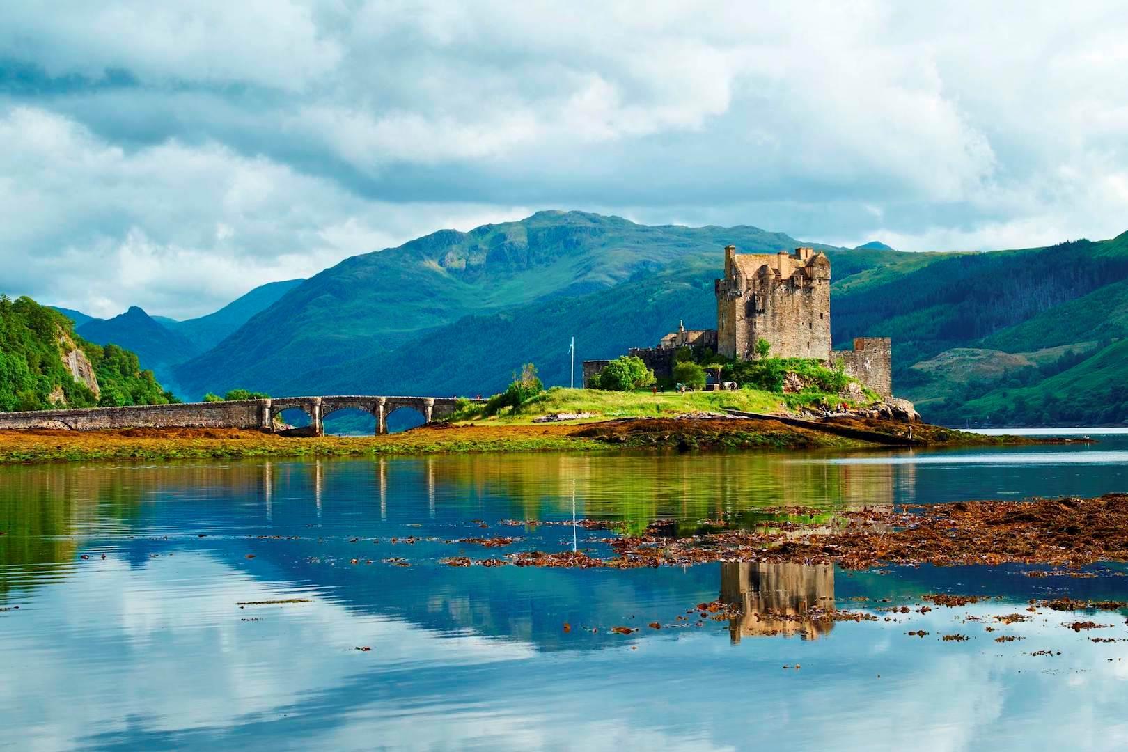 ادینبورگ پایتخت اسکاتلند
